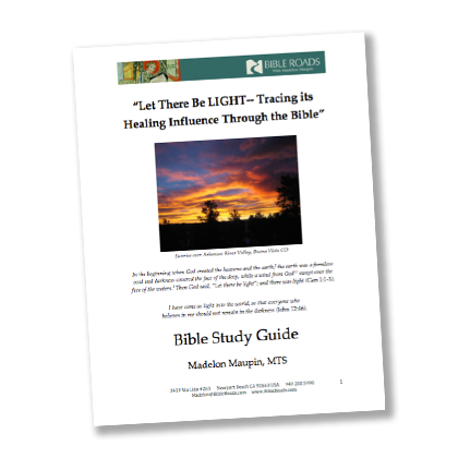 Let there be Light: Tracing its Healing Appearance throughout the  Scriptures Study Guide - PDF Download
